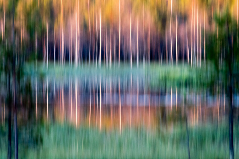 Abstract fine art print | Finland